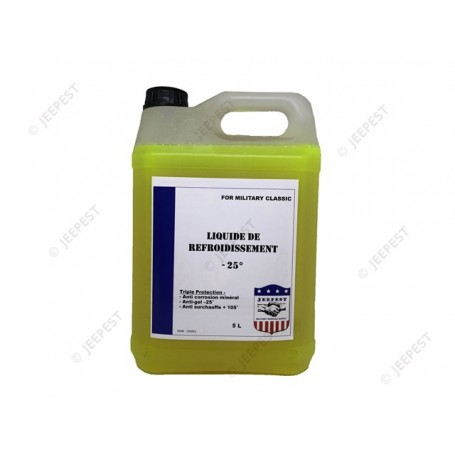 LIQUID COOLANT -30 C (5 LITERS)