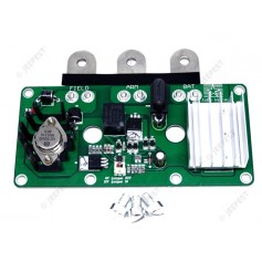 KIT REGULATEUR TRANSISTOR 12 VOLTS NET