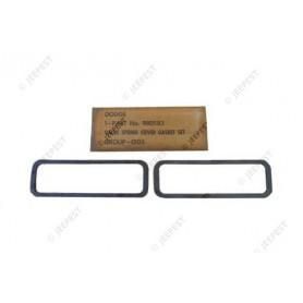 GASKETS ENGINE VALVE COMPARTMENT SET