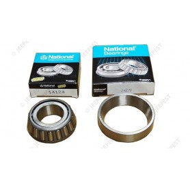 BEARING TAPERED ROLLER ASS 4X4 14124-14276