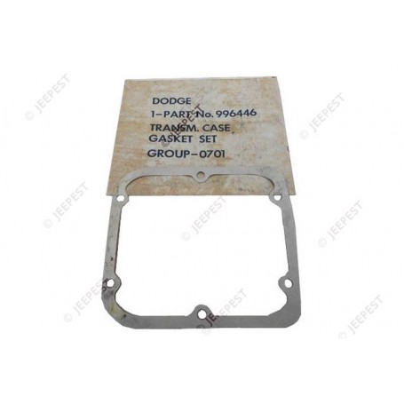 GASKET COVER TRANSMISSION