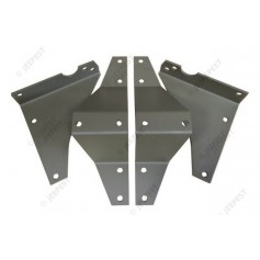 GUSSETS FRONT BUMPER WC52 (SET OF 4)