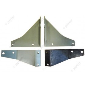 BRACKETS FRONT BUMPER WC51 (SET OF 4)