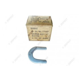 LOCK BOLT ANCHOR SERVICE BRAKE SHOE