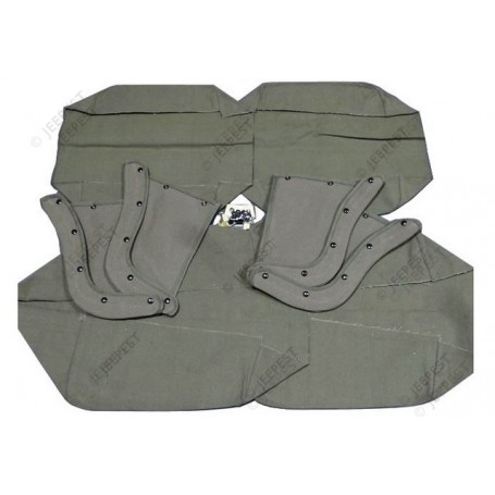 COVERS SEAT US EARLY TYPE(8 PCS)