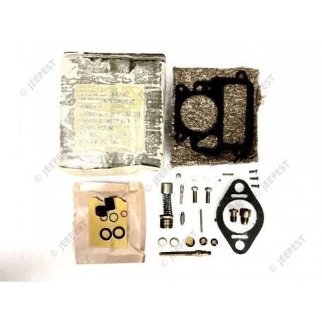 KIT REPAIR CARBURETOR ZENITH SQUARE FLANGE
