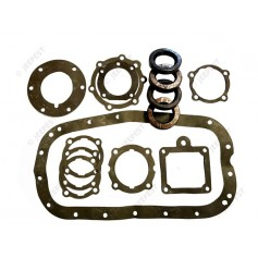 GASKETS SET TRANSFER SPLIT WITH OIL SEAL