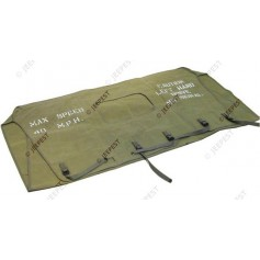 TOP COVER JEEP WW2 CANVAS USA +STENCILS