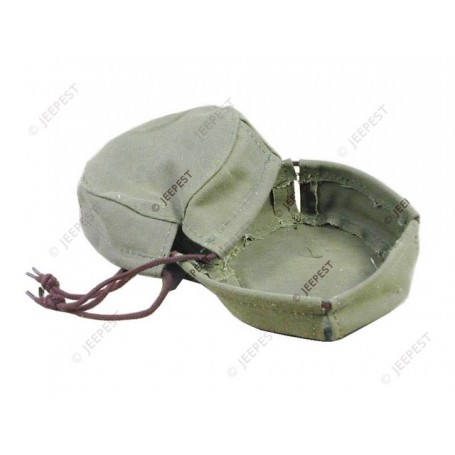 COVERS HEADLAMP OD HEAVY CANVAS (SET OF 2)