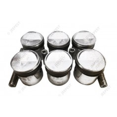 PISTON ENGINE GMC STD (SET OF 6)
