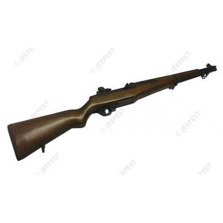 GUN US GARAND REPLICA STEEL/WOOD NET