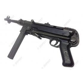 ARME WH PISTOLET MITRAILLEUR MP40 PATINE