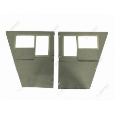 DOOR USA CANVAS OPEN CAB (PAIR)