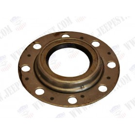 OIL SEAL STEEL PLATE REAR HUB SPLIT