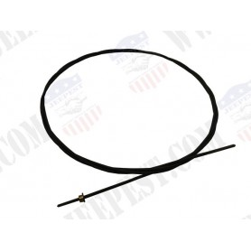 CABLE SPEEDOMETER WITHOUT HOUSING DODGE 6X6