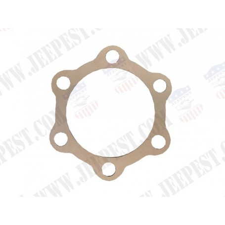 GASKET COVER/FRONT AXLE FRONT BANJO