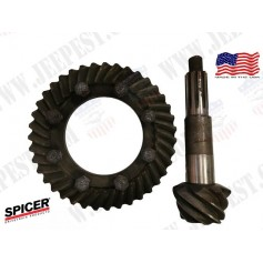 GEAR&PINION HYPOID BEVEL DRIVE GEAR SET