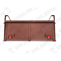 TAIL GATE REAR 1 TON TRAILER NOS