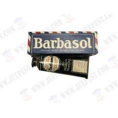 SHAVING CREAM BARBASOL