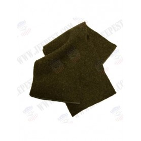 SCARF WOOL OLIVE DRAB NOS