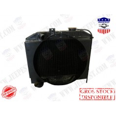 RADIATOR WILLYS TYPE