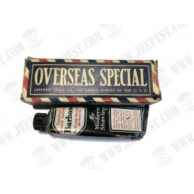 MOUSSE A RASER BARBASOL OVERSEAS SPECIAL