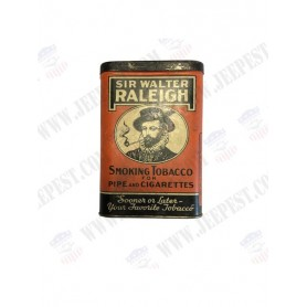 BOX TOBACCO SIR RALEIGH