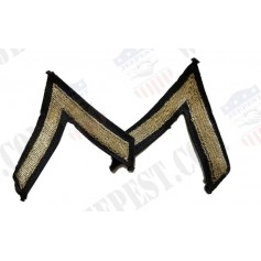 PRIVATE FIRST CLASS (PFC) CHEVRONS