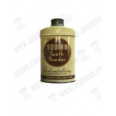 TOOTH POWDER SQUIBB
