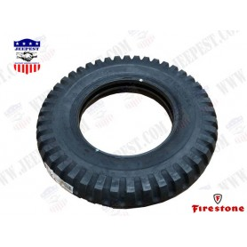 "TIRE 600 X 16 MILITARY FIRESTONE "" MADE IN USA"" NET"