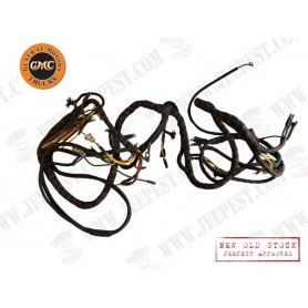 HARNESS WIRING DASH EARLY GMC