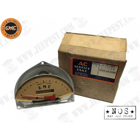 SPEEDOMETER CIVILIAN TYPE EARLY GMC