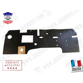 PAD FIREWALL UNDER DASH BOARD WC51-52