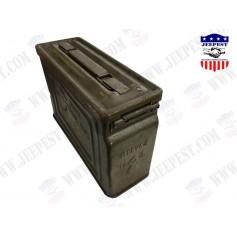 BOX AMMUNITION CAL. 30 REEVES NET