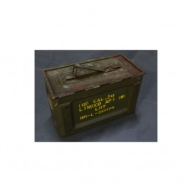 BOX AMMUNITION CAL. 50
