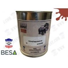 PEINTURE BRUN/ROUGE PRIMAIRE MAT / 1.25 KG