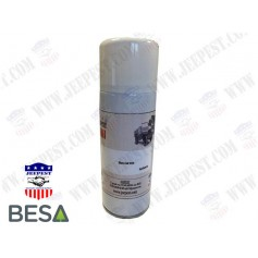 PAINT AEROSOL CAN WHITE MAT (0.4L)