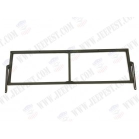 FRAME WINDSHIELD WITHOUT GLASS (MADE IN FRANCE) NET