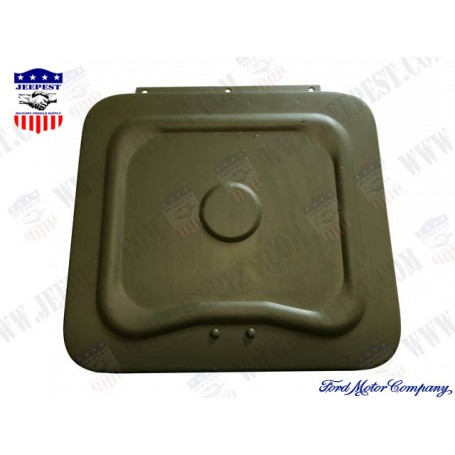COVER TOLL COMPARTMENT FORD STAMPED