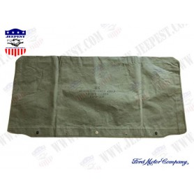 COVER WINDSHIELD COLLECTION WITH FORD STENCIL