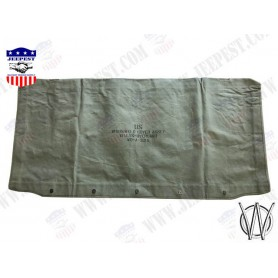 COVER WINDSHIELD COLLECTION WITH WILLYS STENCIL