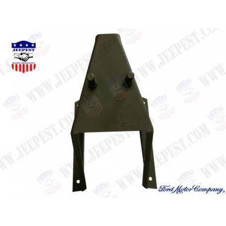 CARRIER SPARE WHEEL 2 STUDS TYPE GPW
