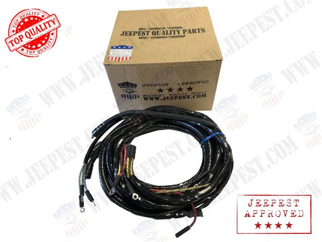 Wiring Harness For Dodge from jeepest.com