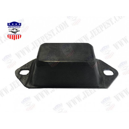 BUMPER RUBBER AXLE TO FRAME
