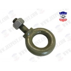 BOLT EYE PINTLE HOOK