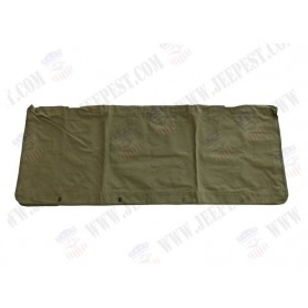 COVER WINDSHIELD WITH STAR CANVAS USA DODGE