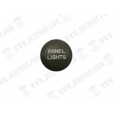 KNOB PANEL LIGHTS SWITCH