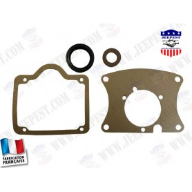 "GASKETS TRANSMISSION T84 (FULL SET WITH OIL SEAL)""MADE IN FRANCE"""