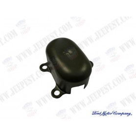 CACHE POUSSIERE TRANSMET ESS METAL FORD