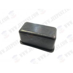 COVER DUST FUEL TRANSMITTER RUBBER TYPE